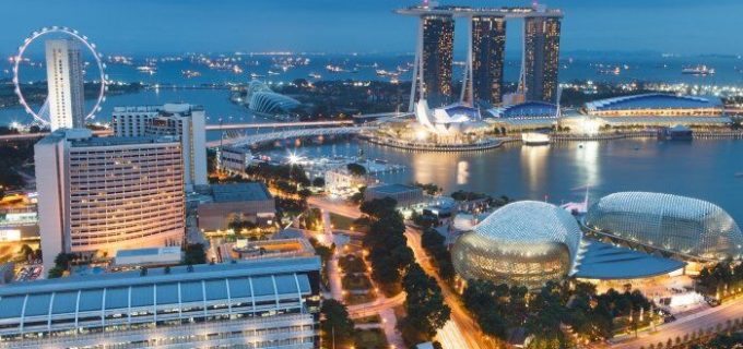 Why do business in Singapore