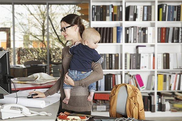 Entrepreneur mom possess multiple skill sets