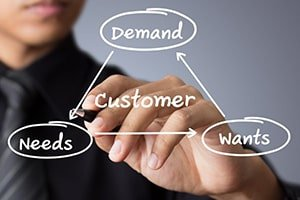 anticipate customer needs