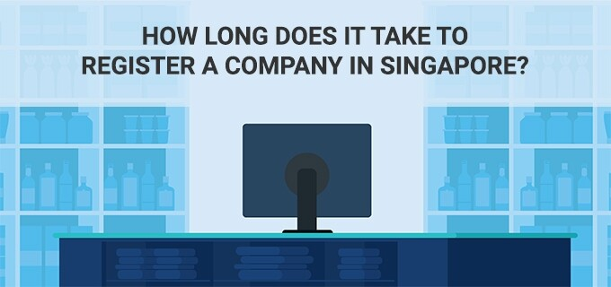 how long does it take to register a company in Singapore