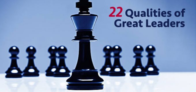 Qualities of Great business leaders