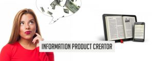 information product creator