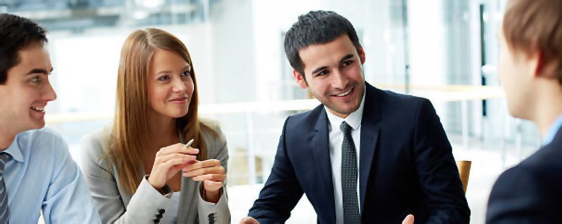 Never skip a business conversation