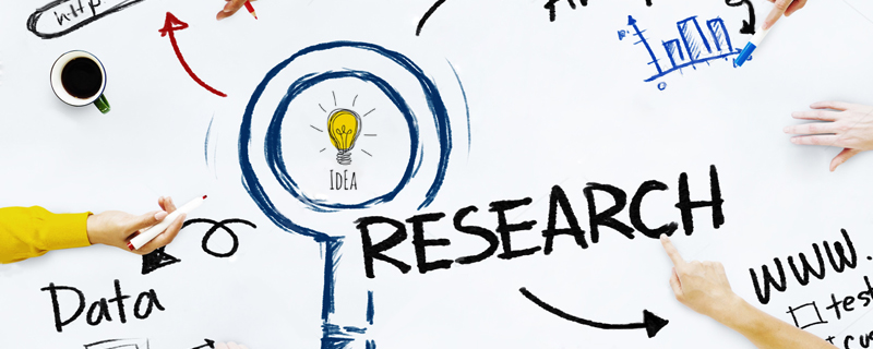 research in the idea