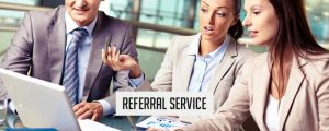 referral service