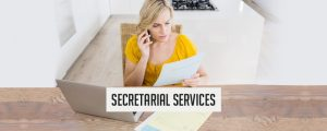 Secretarial-Services-300x120 Businesses You Can Start With $250 Or Less