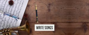 write songs