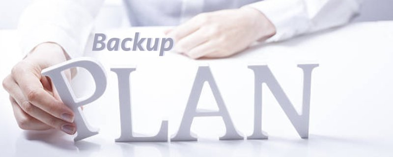backup-plan 34 Success Tips for New Business Owners