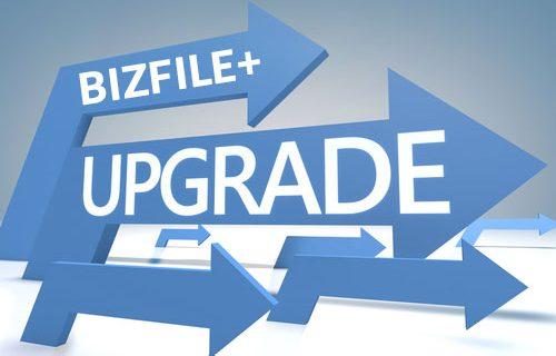 bizfile-system-upgrade