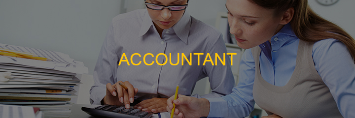 accountant are needed to manage finances
