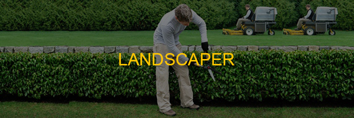 business-ideas-landscaper 55 Business Ideas to get you started as an Entrepreneur