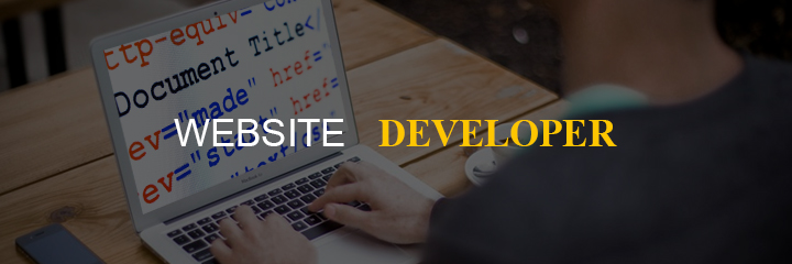 how to start a business of website developer