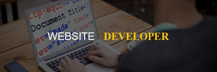 how to start a business of website developer