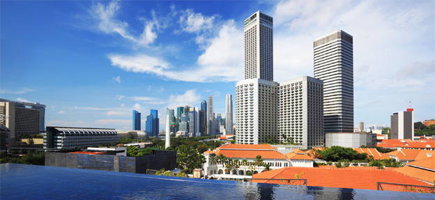 buy commercial property by incorporating a singapore company