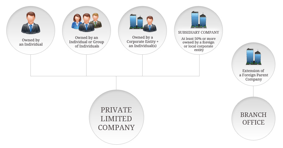 corporate-structures1 Which of These Singapore Business Structures  Would Work Best For You?