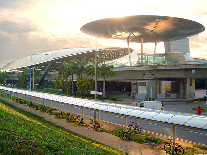 expo-mrt What Expat Families Can Look Forward to in Singapore
