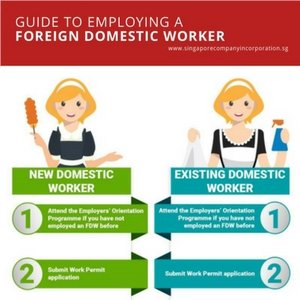guide to employing foregin domestic worker in singapore
