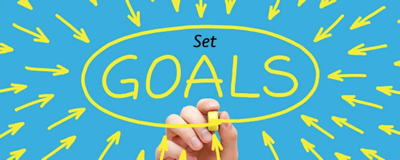 set-daily-goals 8 Steps to Gaining Wealth