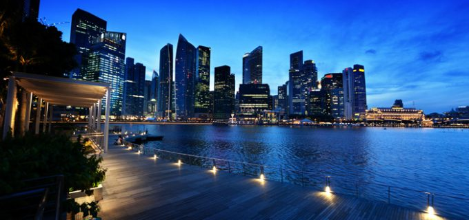 Looking for a new place to do business?  Head to Singapore