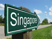 Singapore address